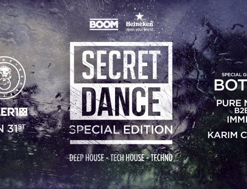 SECRET DANCE ep. 24. w/ BOTEK
