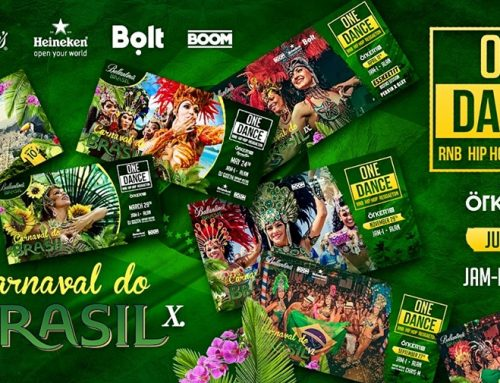 ONE DANCE – s03e44 | Carnaval do Brasil X