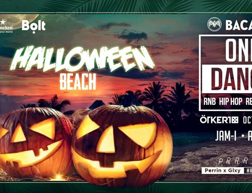 ONE DANCE – s04e07 | Halloween Beach