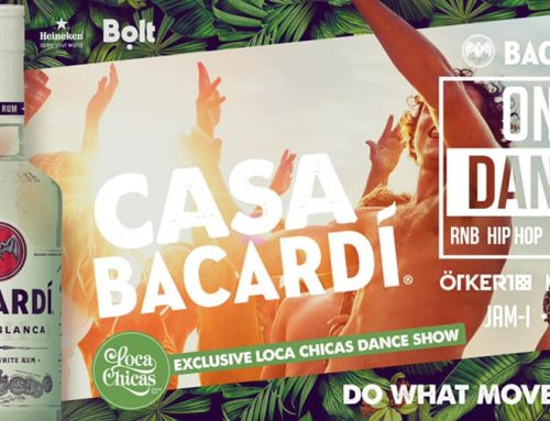 ONE DANCE – s04e09 | Casa Bacardi