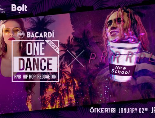 ONE DANCE New Year | Prrrpl. Edition