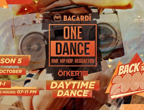 ONE DANCE – s05e04 – 10.15. | Back To 2000's daytime dance