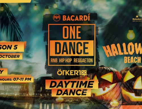 ONE DANCE – s05e06  | Halloween Beach #daytime